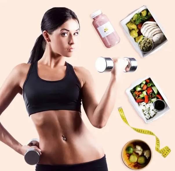 Как убрать жир с живота и боков