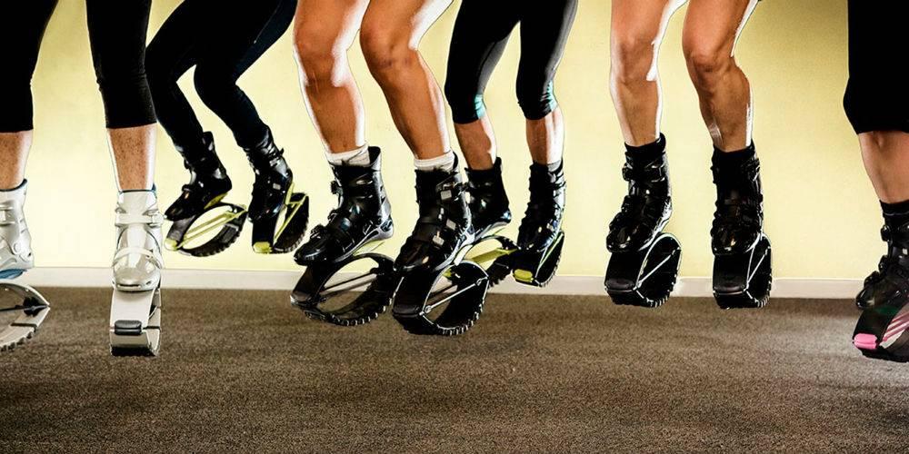 Ботинки джамперы – новый вид фитнеса