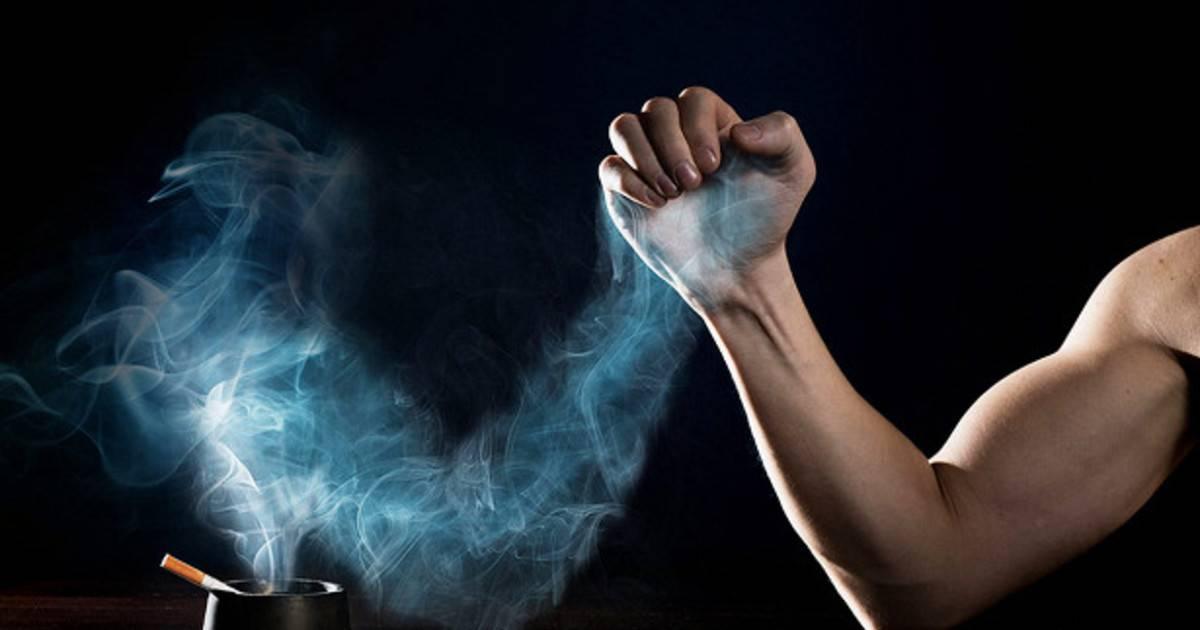 Курение и бодибилдинг. стоит ли игра свеч?