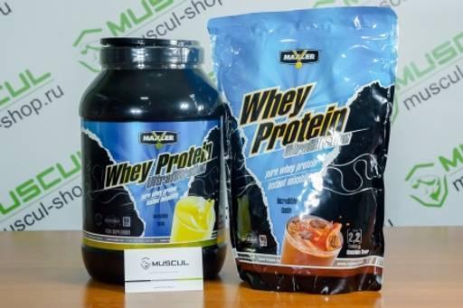 Протеин ultrafiltration whey protein 1000 гр - 2,2lb (maxler) пакет — купить в москве в магазине pitprofi.ru
