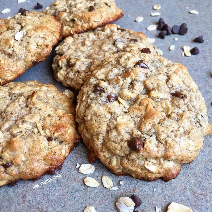 Протеиновое печенье: рецепт