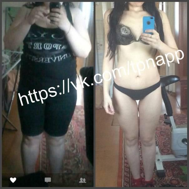 Минус 20 кг за 2 месяца. промежуточный отчет