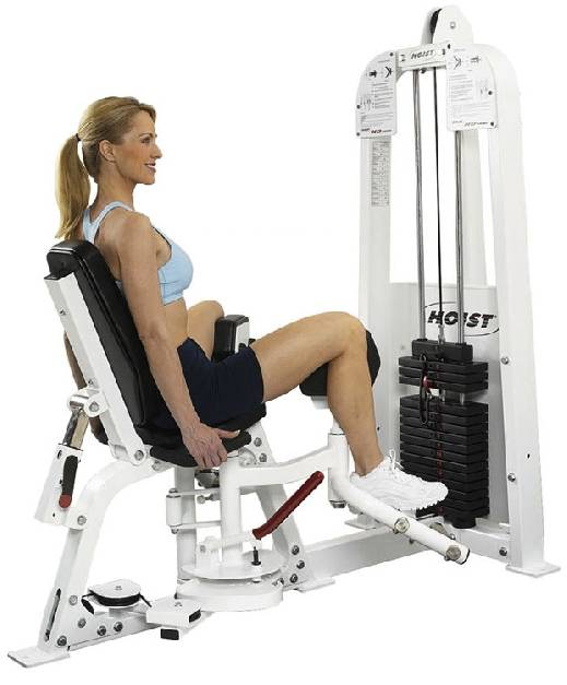 Отведение ног: все варианты упражнения