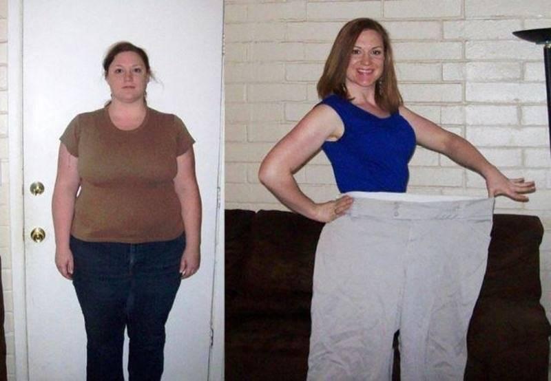 Минус 63 килограмма на полуфабрикатах: реальное доказательство, что от пп не худеют!