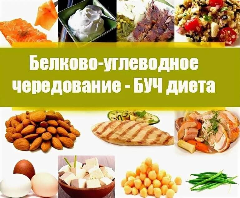Буч диета для похудения: меню, результаты и отзывы