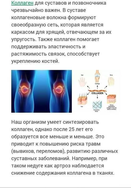 Какие добавки эффективны при заболеваниях суставов