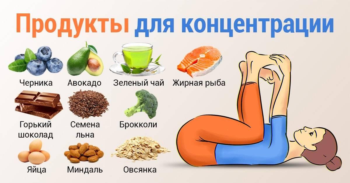 17 продуктов, полезных для мозга и памяти: список продуктов для улучшения работы мозга   kadrof.ru
