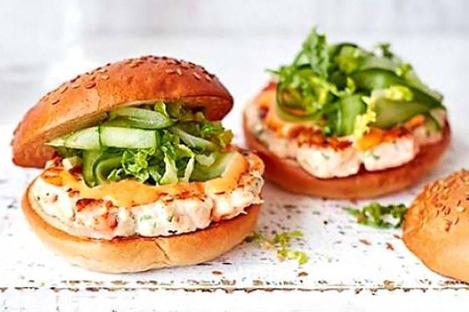 Булочки для гамбургеров, рецепт как в макдональдсе — wowcook.net