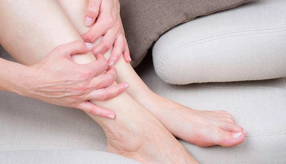 Как лечить отек ног у пожилых людей