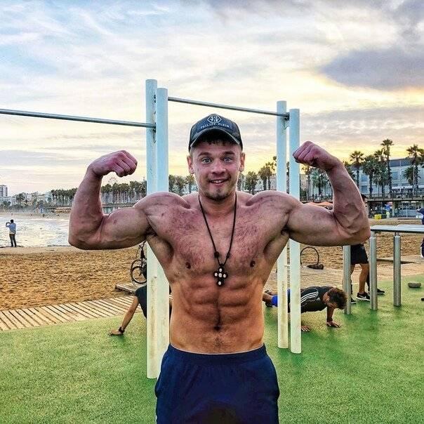 Кирилл сарычев: биография, рост, вес, фото бодибилдера из россии