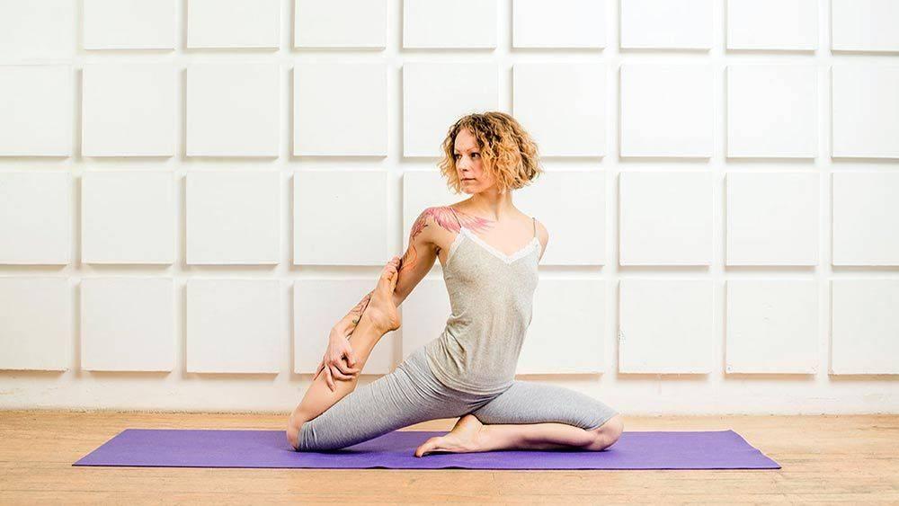 Как сесть на шпагат после 30-ти: советы и упражнения - pole dance студия пилония