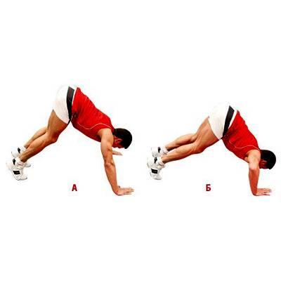 Как накачать руки гантелями. тренировка рук | musclefit
