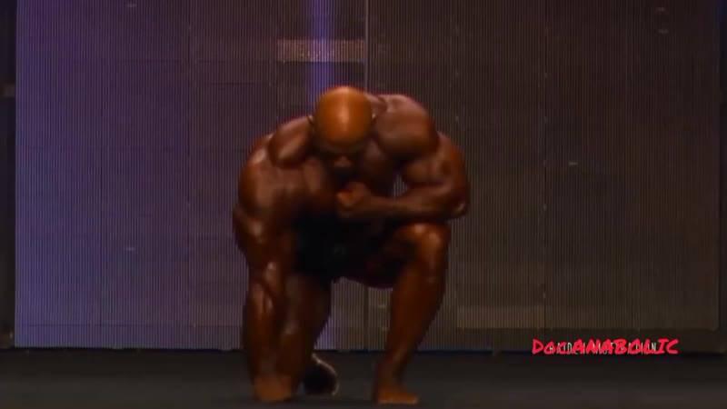 Мистер олимпия: худшие среди лучших