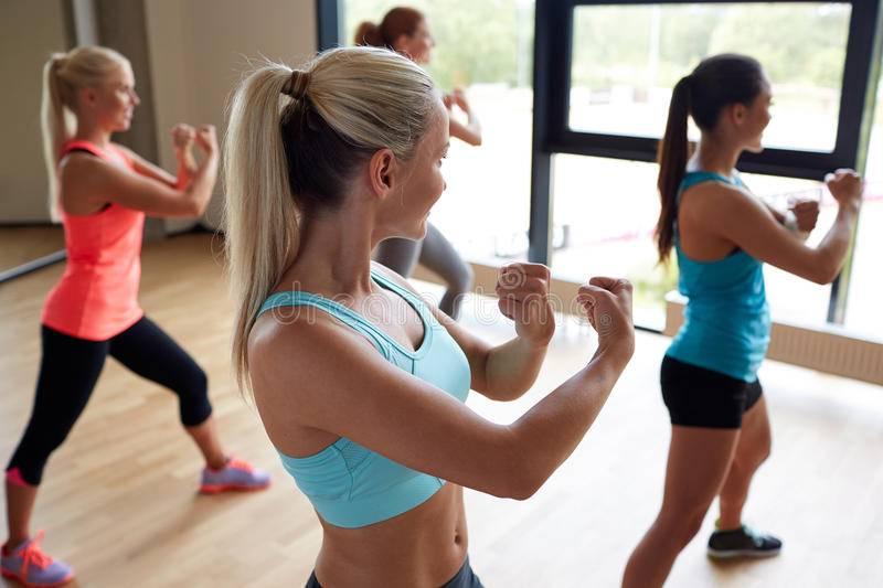 Чем интересны тренировки тай-бо?