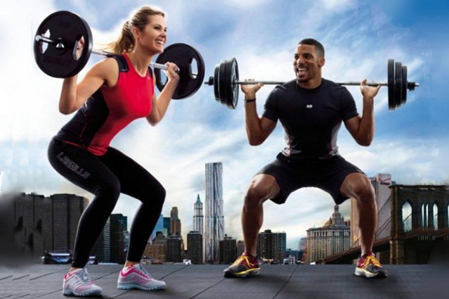 Как совмещать силовую тренировку и аэробику?