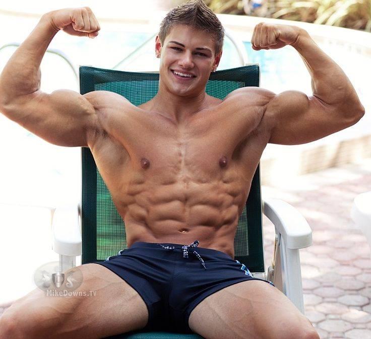 Джефф сейд: диета, тренировки, общая информация