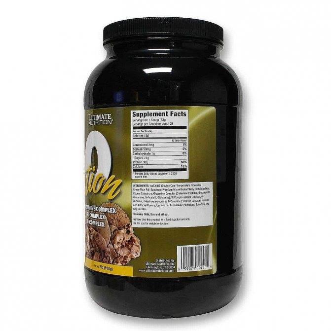 Как правильно принимать протеин iso sensation 93 от ultimate nutrition