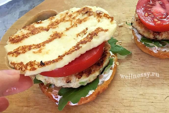 Булочки для гамбургеров - 8 рецептов, с фото пошагово