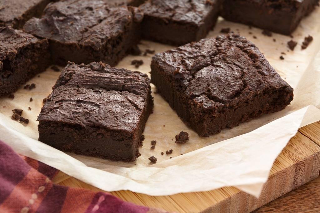 Брауни — 4 простых рецепта пирожных с фото