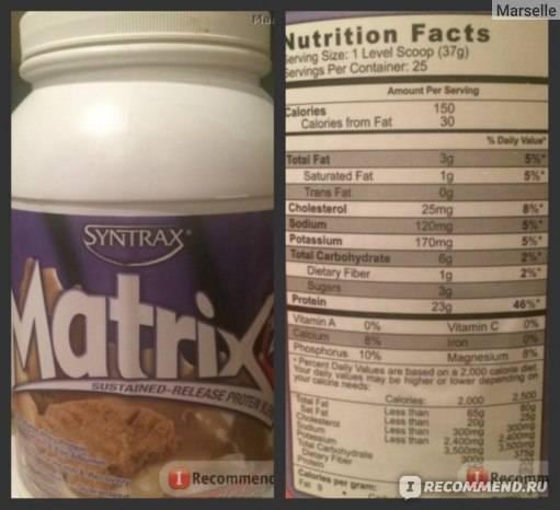 Matrix 2.0 908 гр - 2lb (syntrax) купить в москве по низкой цене – магазин спортивного питания pitprofi