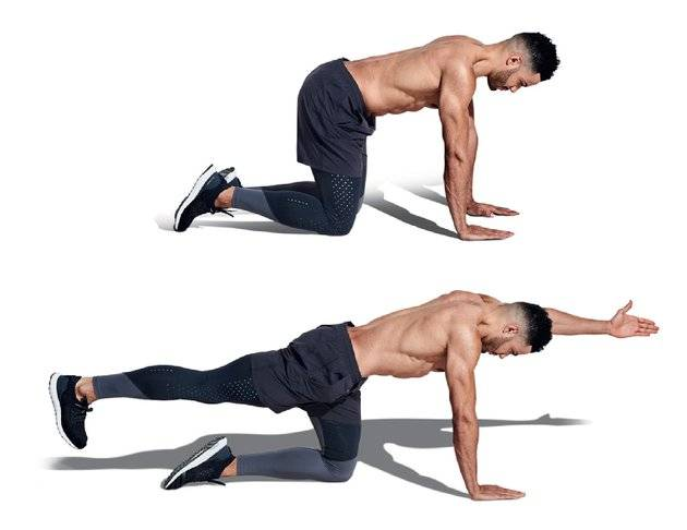 Зачем укреплять мышцы кора - блог о спорте osporte