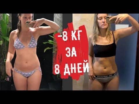 Реальный эксперимент: женщина 4 недели пила по 3 л воды ежедневно