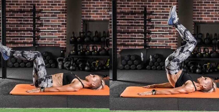 Упражнения на нижний пресс: для девушек и мужчин - как накачать?