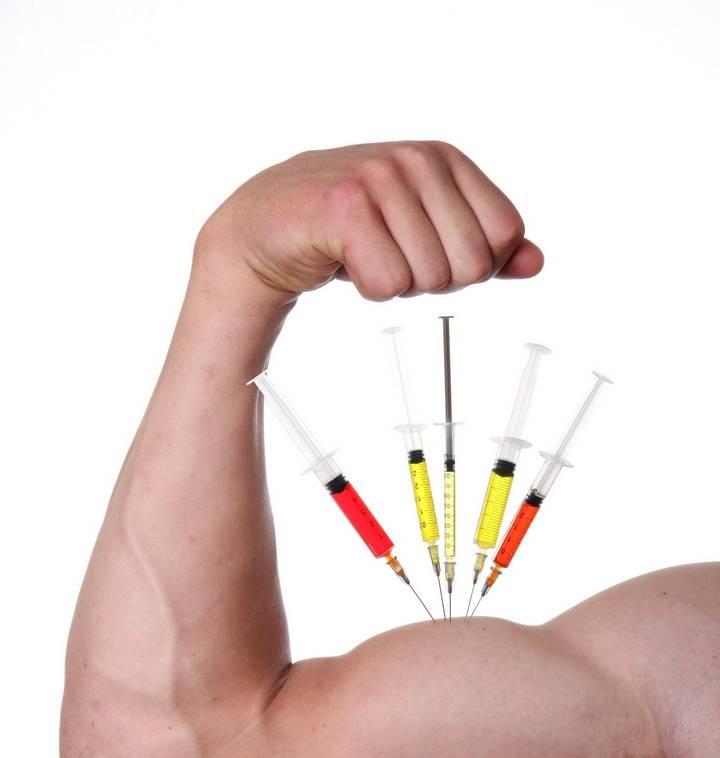 Позитивное и негативное влияние стероидов на организм