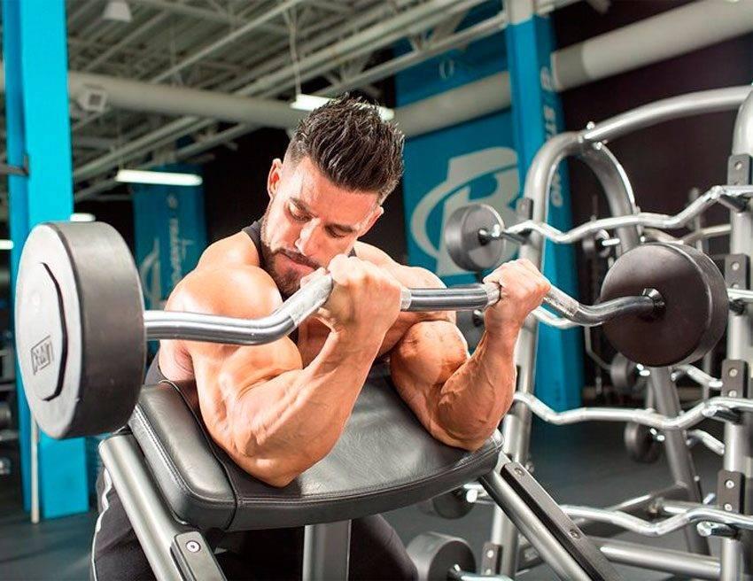 Читинг. технология накачки мышц.